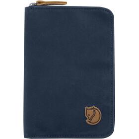 Fjällräven Passport - Porte-monnaie - bleu